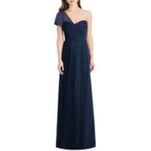 NWT Jenny Packham Chiffon Evening Gown Sz 6